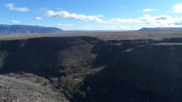 280 Acres West of Plush, OR